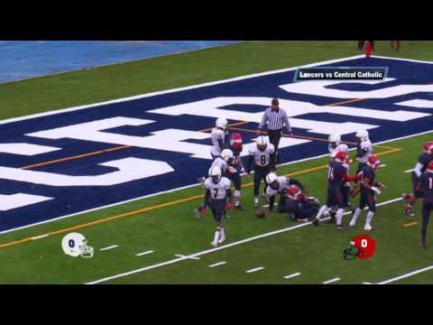 LHS Football Thanksgiving Day vs Central Catholic 2016