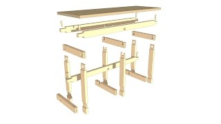 SketchUp workbench part II - assembly