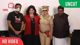 UNCUT - Rakhi In Khaki Webseries Launch | Rakhi Sawant | Gunpowder