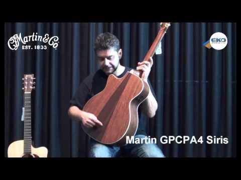 Martin GPCPA4 Siris: presentazione