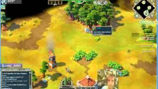 Age Of Empires Online Walkthrough - Pt.216 Greek - Quick-farming Delphi Limestone