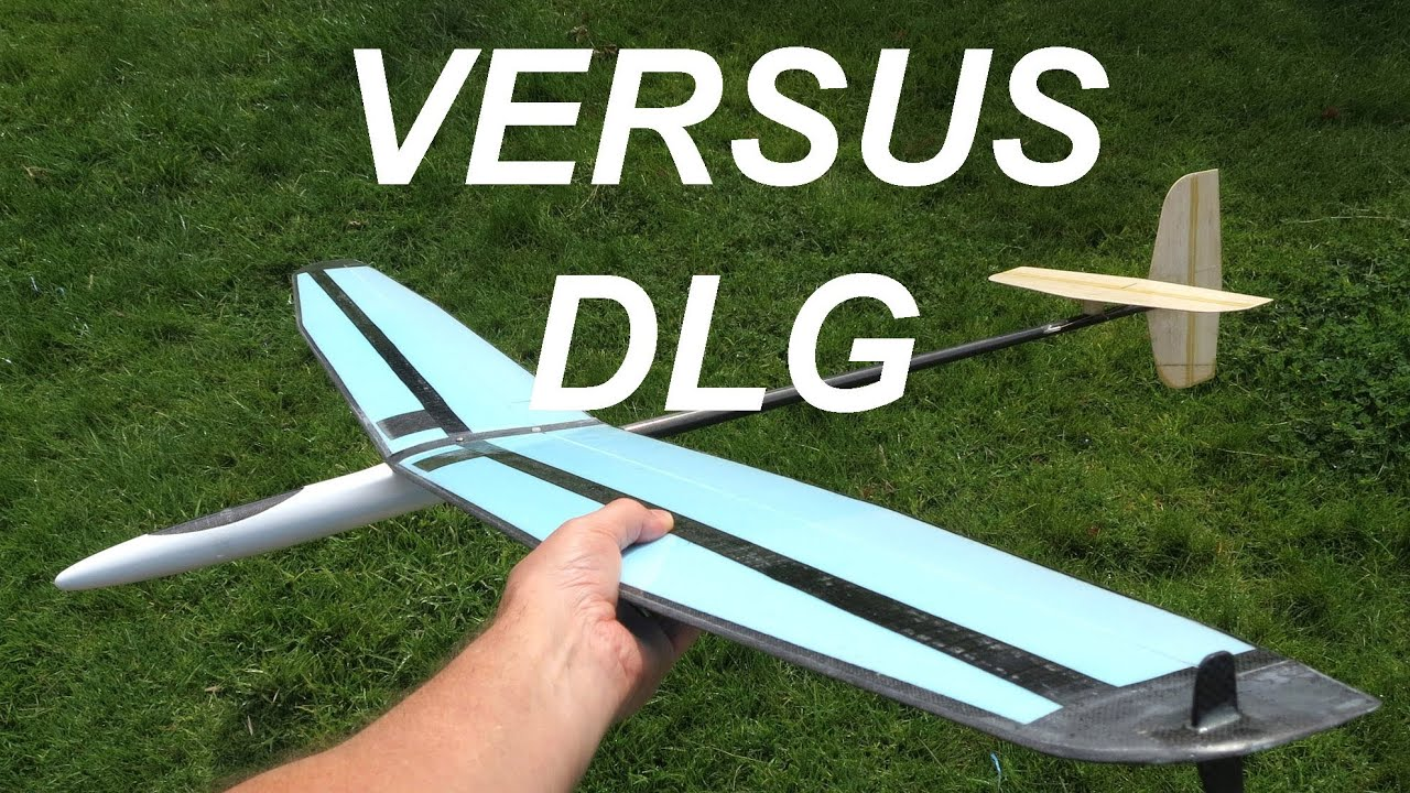 Versus DLG  Detailed build log and video | Flite Test