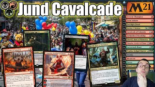 Assembling The Village For The Jund Cavalcade Of Sports!