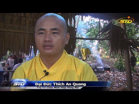 Ngôi Chùa Nghèo Dột Nát.