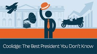 Coolidge: The Best President You Don