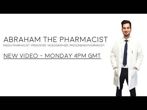 Abraham The Pharmacist  Media Pharmacist  British Persian Iranian Prescribing Pharmacist