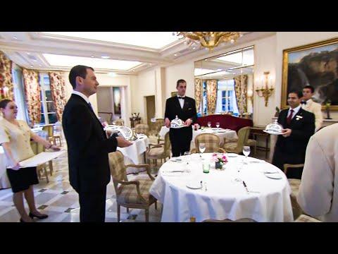 Le Bristol, au coeur d'un grand palace