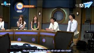 vietsub 130603 beatles code 2 ep 64 b1a4 secret 4 4