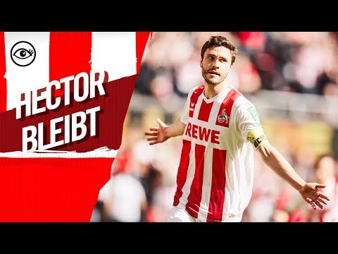 📝 Jonas Hector BLEIBT beim FC