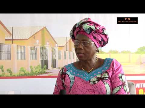 Interview With Gambia Trade Minister, Dr  Isatou Touray.