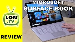 Microsoft Surface Book In-Depth Review - Hardware, Gaming, Video Editing