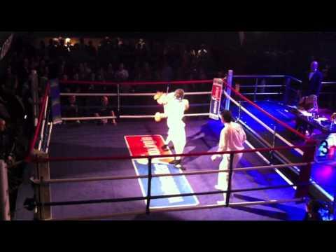 "White Collar Boxing - Gary ""Mad Dog"" Mc Quillan"