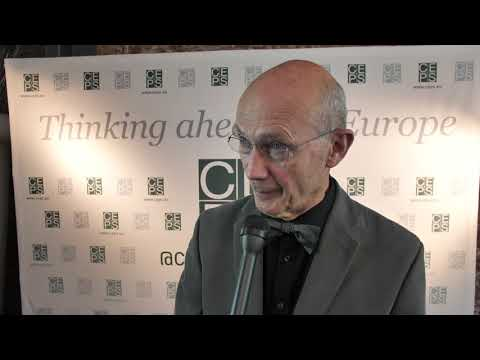CEPS Ideas Lab 2018: Interview with Pascal Lamy