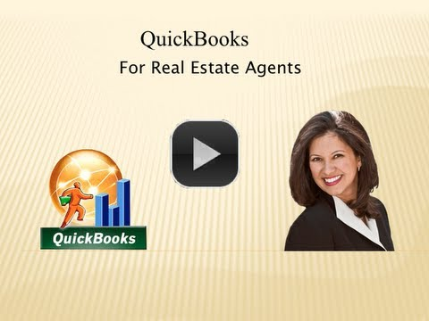 QuickBooks for Real Estate Agents