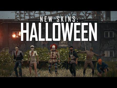 Как отпраздновать Хэллоуин в ПК-играх