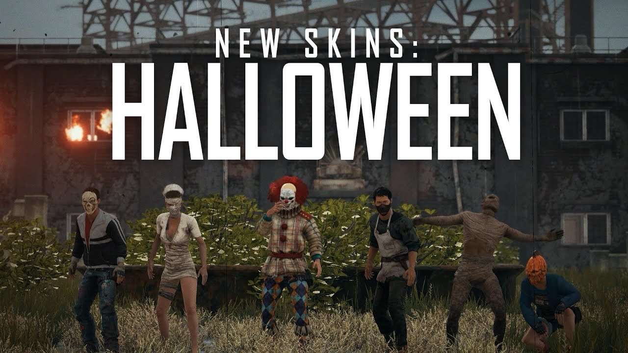 PUBG Mobile 0 9 0 Update Brings Night Mode And Halloween
