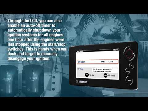 Yamaha Helm Master - The Advantages of Digital Technology