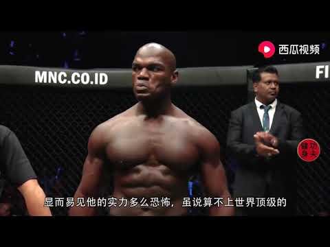 他才是最能打的中国人!天生黑色壮如牛,泰森在他面前都略显瘦小   西瓜视频