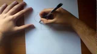 Como dibujar a Fry paso a paso - Futurama   How to draw Fry - Futurama