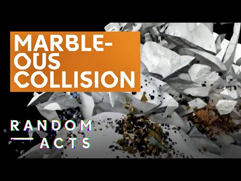 Gravity: A Cosmic Collision