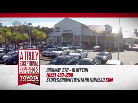 stokes brown toyota bluffton. Black Bedroom Furniture Sets. Home Design Ideas
