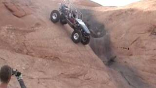 Courtny Atwood's Buggy, does the Escalator Moab UT, Forward and Reverse