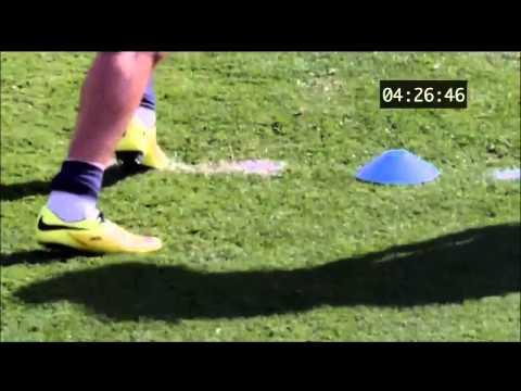 E.C. Category 2 Mens U.S. Soccer beep test