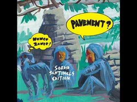 Pavement we dance