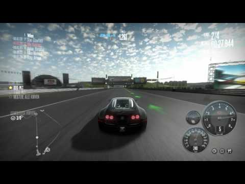 Need For Speed SHIFT Video 2 Bugatti Veyron 16.4 HD