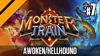 Monster Train Day 2 - Awoken/Hellhound Again! P7