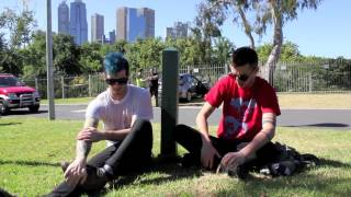 AMH TV - Interview with Twenty One Pilots