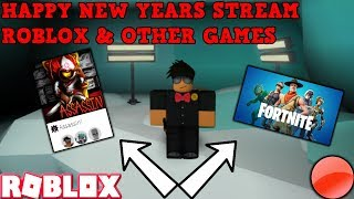 #ROADTO7KSUBS - ROBLOX & OTHER GAMES W/ VIEWERS (HAPPY NEW YEARS) *MILD LANGUAGE*