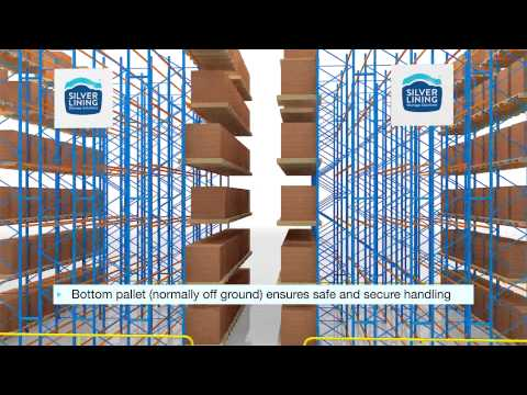 Intelligent Storage Solutions for Warehouses | SILVER LINING