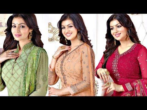 Latest Designs Salwar Suits In India - Ayesha Takia - 2017 - 2018