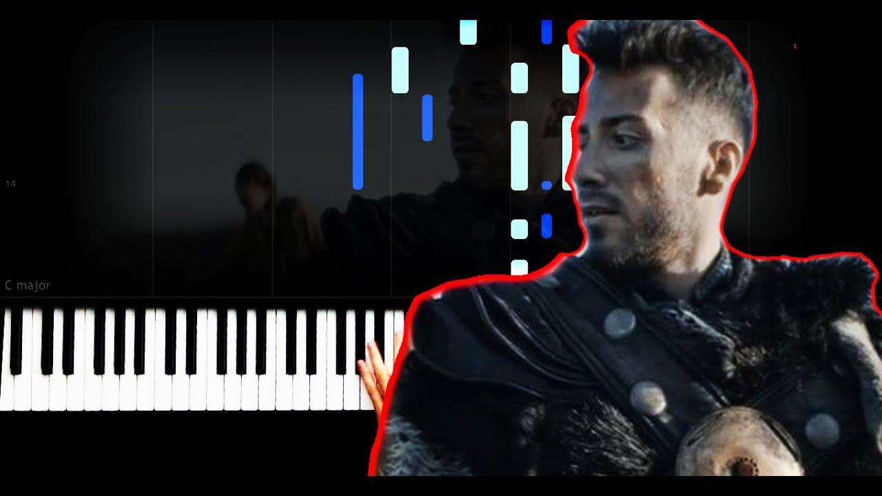 Enes Batur Dolunay Piano Tutorial By Vn Youtube