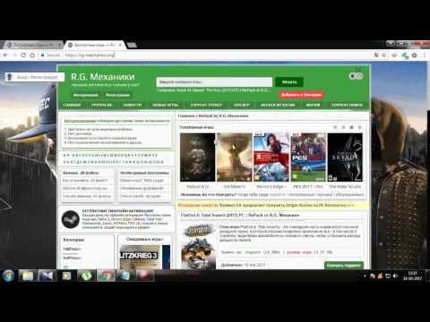 How To Download R.g Mechanics Original Game For Pc ,