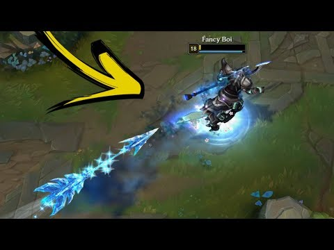 Fastest Hecarim - Movements Speed Over 2000!