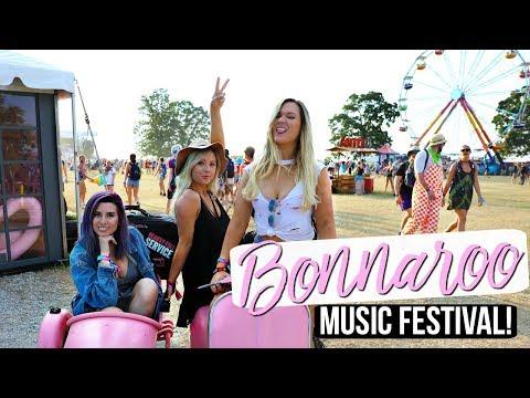 Experience Bonaroo Music Festival With Us!   Ashley Nichole