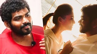 What Vignesh Shivn calls Nayanthara?| Vignesh Shivn Opens up | TK 407
