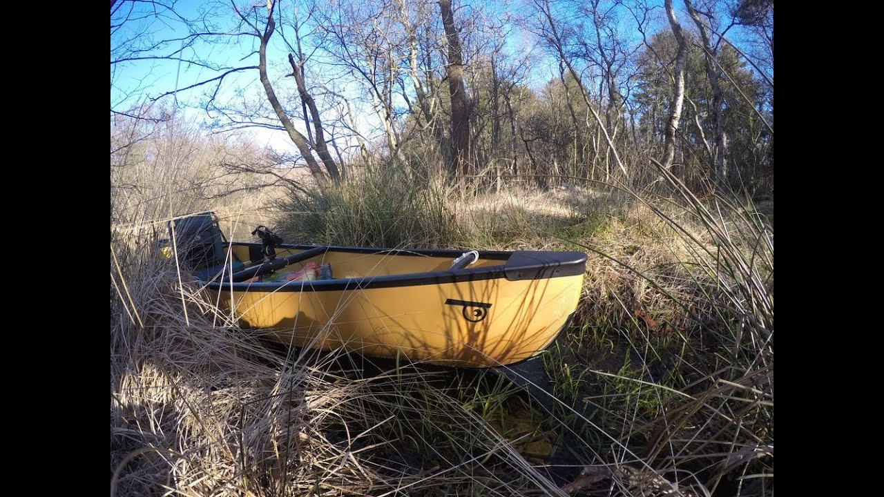 A spring tour in my We No Nah canoe