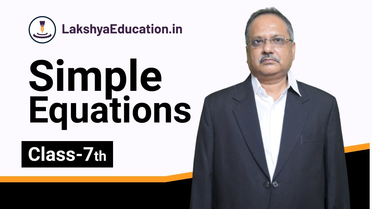 Class-7th-Maths-Simple Equations - YouTube