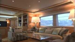 CRN 43 MY HANA(CRN 43 MY HANA - яхта 43 м производства итальянской верфи CRN, входящей в крупнейшую итальянскую группу верфей Ferretti..., 2013-03-30T20:37:29.000Z)