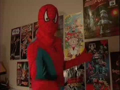 TRAILER - Spiderman - Angry Video Game Nerd