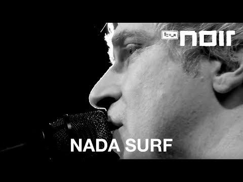 Nada Surf - See These Bones (live bei TV Noir)
