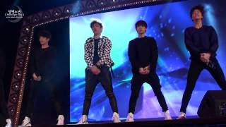 Astro 아욤횸로 (pre-debut) dancing to good boy (gd & taeyang) lotte world rising star showcase (january 18, 2015) eunwoo, moonbin, jinjin, rocky, sanha, mj son j...