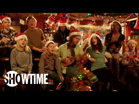 Shameless | Christmas Carol Sing Along | Happy Holidays from The Gallaghers!