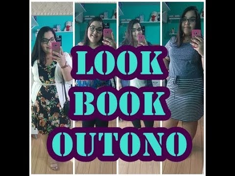 LOOK BOOK PLUS - OUTONO