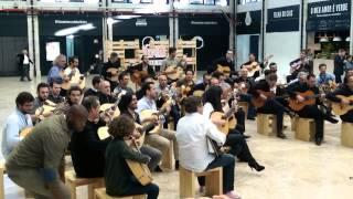 55 Guitarras-Fado Corrido-Guinness World Record , Fado , Time Out - Mercado da Ribeira