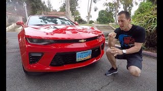 Should you WAIT or BUY? 2018 Camaro SS Convertible - Raiti's Rides