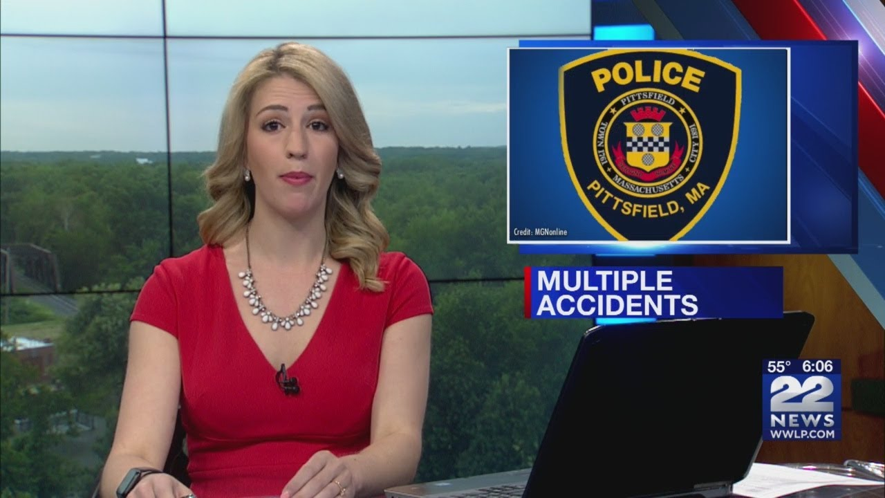 Two injured after pedestrian accidents in Pittsfield